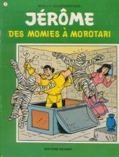 Jérôme -77- Des momies à Morotari