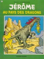 Jérôme -81- Au pays des dragons