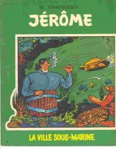Jérôme -8b- La ville sous-marine