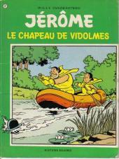 Jérôme -92- Le chapeau de Vidolmes