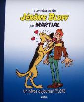 Jérôme Bluff - 5 aventures de Jérôme Bluff