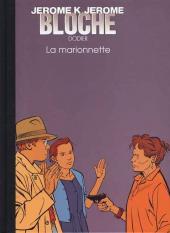 Jérôme K. Jérôme Bloche -17TL2- La marionnette
