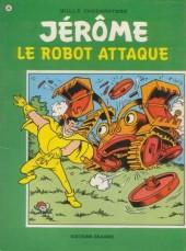Jérôme -88- Le robot attaque