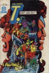 Les jeunes Titans (2e Série - Arédit - Arédit DC en couleurs) -5- L'alliance