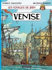 Jhen (Les voyages de) -5- Venise