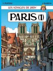 Jhen (Les voyages de) -2- Paris (1)
