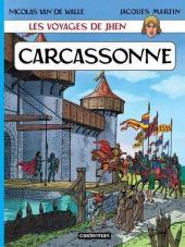 Jhen (Les voyages de) -3- Carcassonne