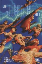 JLA: Justice -1- Volume 1