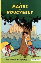 Johan et Pirlouit -2a- Le maître de Roucybeuf