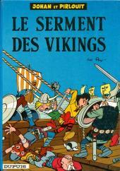 Johan et Pirlouit -5d- Le serment des vikings