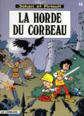 Johan et Pirlouit -14a- La horde du corbeau