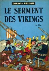 Johan et Pirlouit -5'- Le serment des vikings