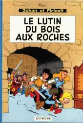 Johan et Pirlouit -3a67- Le lutin du Bois aux Roches