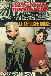Hellblazer (100% Vertigo) -2- John Constantine, Hellblazer - Le Sépulcre rouge