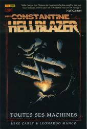 Hellblazer (100% Vertigo) -1- John Constantine, Hellblazer - Toutes ses machines
