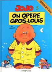 Jojo (Geerts) -3ES- On opère Gros-Louis