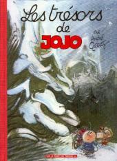Jojo (Geerts) -HS3- Les trésors de Jojo