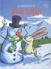 José Lapin (Une aventure de) -1- Une carotte pour deux