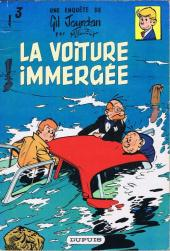 Gil Jourdan -3- La voiture immergée