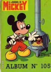 (Recueil) Mickey (Le Journal de) (1952) -105- Album n°105 (n°1614 à 1623)