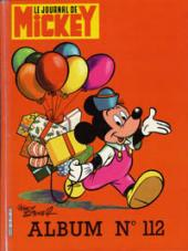 (Recueil) Mickey (Le Journal de) -112- Album n°112 (n°1684 à 1693)