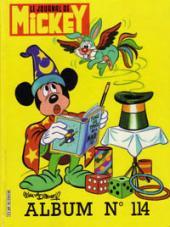 (Recueil) Mickey (Le Journal de) -114- Album n°114 (n°1704 à 1713)