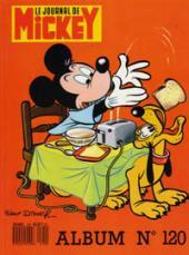 (Recueil) Mickey (Le Journal de) -120- Album n°120 (n°1760 à 1768)