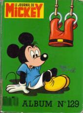 (Recueil) Mickey (Le Journal de) -129- Album n°129 (n°1848 à 1857)