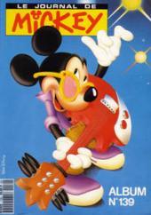 (Recueil) Mickey (Le Journal de) (1952) -139- Album n°139 (n°1953 à 1962)