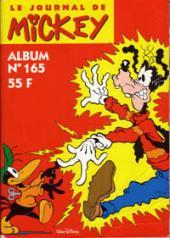 (Recueil) Mickey (Le Journal de) -165- Album 165