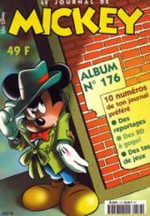 (Recueil) Mickey (Le Journal de) -176- Album 176