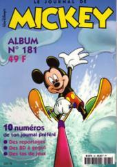 (Recueil) Mickey (Le Journal de) -181- Album 181