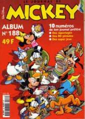 (Recueil) Mickey (Le Journal de) -188- Album 188 (n°2491 à 2508)