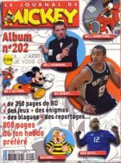 (Recueil) Mickey (Le Journal de) -202- Album 202 (n°2660 à 2673)