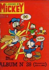 (Recueil) Mickey (Le Journal de) (1952) -28- Album n°28 (n°573 à 589)