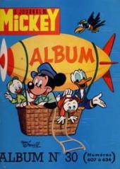 (Recueil) Mickey (Le Journal de) -30- Album n°30 (n°607 à 624)