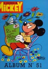 (Recueil) Mickey (Le Journal de) (1952) -51- Album n°51 (n°985 à 996)