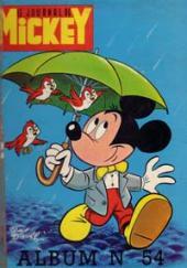 (Recueil) Mickey (Le Journal de) -54- Album n°54 (n°1025 à 1038)