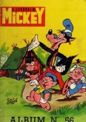 (Recueil) Mickey (Le Journal de) (1952) -56- Album n°56 (n°1055 à 1070)