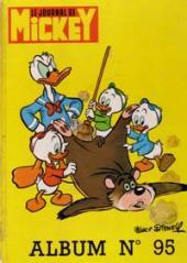 (Recueil) Mickey (Le Journal de) -95- Album n°95 (n°1513 à 1523)