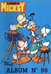 (Recueil) Mickey (Le Journal de) -98- Album n°98 (n°1544 à 1553)