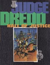 Judge Dredd -1- Hall of justice