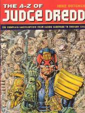 Judge Dredd - The a-z of judge dredd