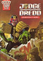 Judge Dredd - Democracy now!
