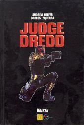Judge Dredd (Kraken) - Judge Dredd