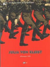 Julia von Kleist -1- Livre 1. Allemagne 1932