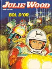 Couverture de Julie Wood -8- Bol d'or