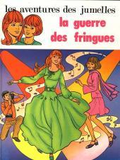 Jumelles (Les aventures des) -2- La guerre des fringues