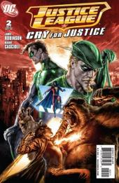 Justice League: Cry for justice (2009) -2- The gathering