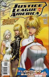 Justice League of America (2006) -10- The lightning saga, chapter 5